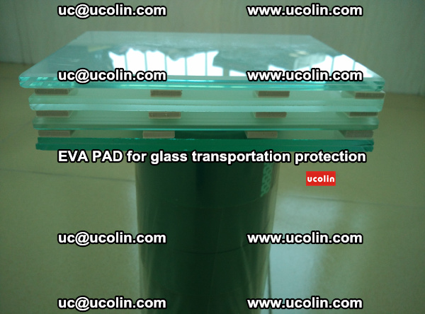EVA CORK PAD for laminated safety glass transportation protection (17)