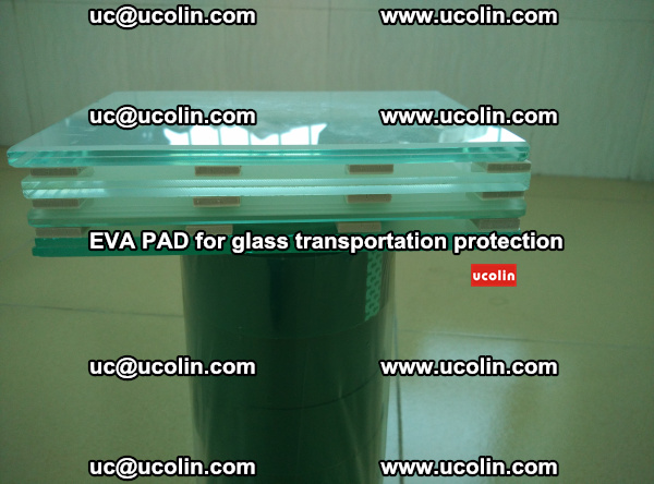EVA CORK PAD for laminated safety glass transportation protection (23)
