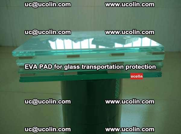 EVA CORK PAD for laminated safety glass transportation protection (31)