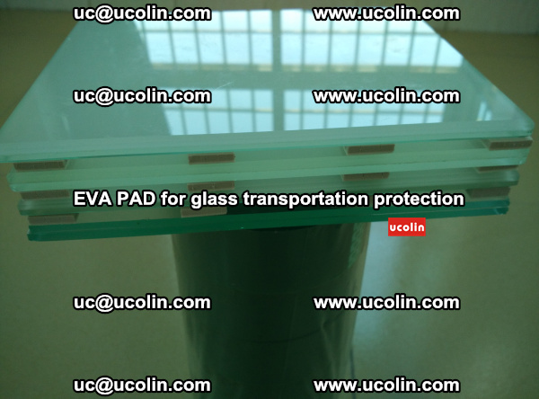 EVA CORK PAD for laminated safety glass transportation protection (33)