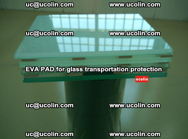 EVA CORK PAD for laminated safety glass transportation protection (39)