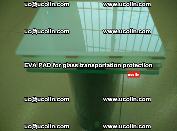 EVA CORK PAD for laminated safety glass transportation protection (47)