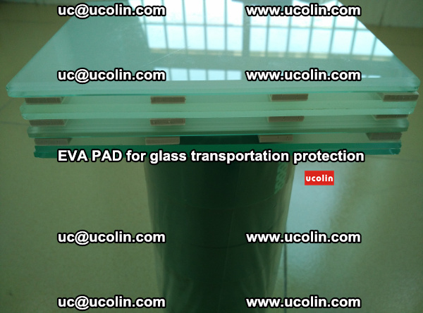 EVA CORK PAD for laminated safety glass transportation protection (6)