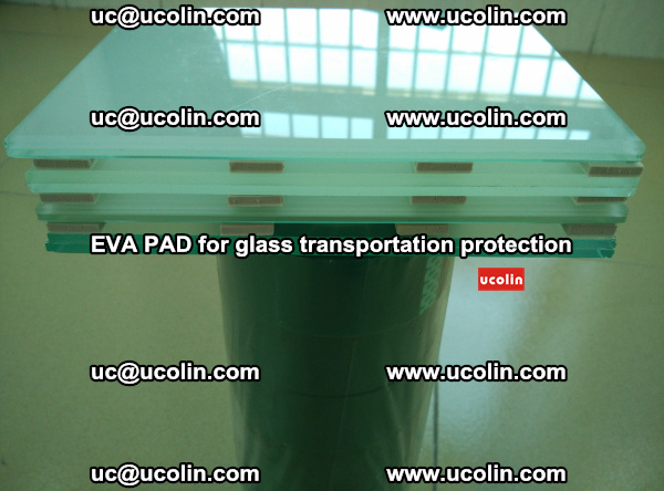 EVA CORK PAD for laminated safety glass transportation protection (8)