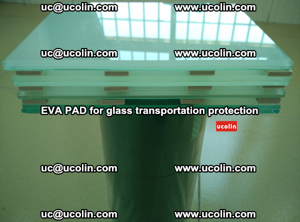 EVA CORK PAD for laminated safety glass transportation protection (9)