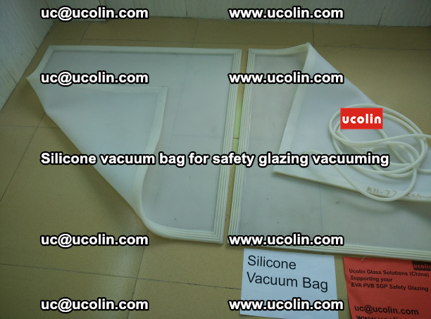 EVASAFE EVALAM EVAFORCE EVA INTERLAYER FILM laminated safety glazing vacuuming silicone bag (123)